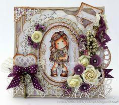Created-By-Silvie-Z.: Magnolia - SUMMER WEDDING TILDA ♥♥