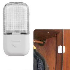 Iluminação para Sistema de Portas c/ bateria inclusa