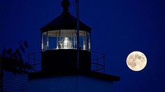 """<3 July to Bid Farewell With an Illuminating Blue Moon - AccuWeather.com..If you miss the """"Blue Moon"""" tonight, there won't be another until 2018! <3"""