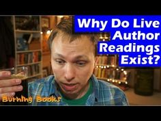 Why do Live Author Readings Exist?