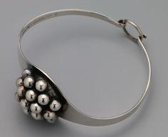 Erik Granit. Sterling Silver Bracelet.   eBay!