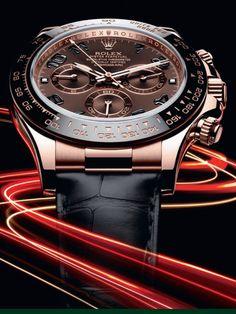 Rolex. Always a timeless piece :)