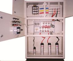 EXPERT Auto Power Factor Control Panels are extensively used in industries, commercial buildings, housing etc to improve power factor. The constantly rising power tariff and penalties imposed by the State Electricity Boards/Utility companies make imperative for any HT & LT Industry/Consumer to install an automatic power factor controller system for curtailment of power factor penalty and also to save energy by consistently maintaining higher power factor.