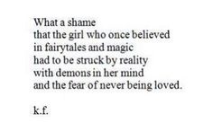 what happen to my fairytale?