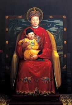 "Nossa Senhora, ""Imperatriz da China"""