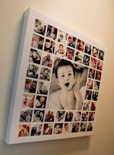 Custom Photo Frame...?!