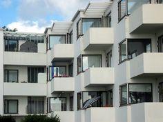Arne Jacobsen / Bellavista Housing, Denmark, 1931-34