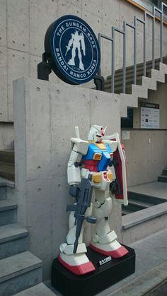 Gundam base Hongik university