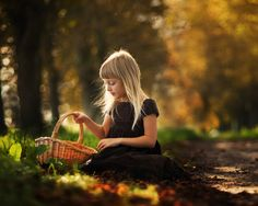 """""""the autumn has come"""" by Magdalena Berny"""