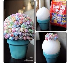 Lolli pop Bouquet