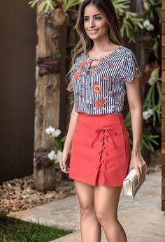 Shorts Saia Barbara