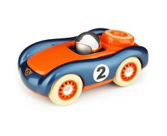 Playforever Verve Viglietta car in Orange
