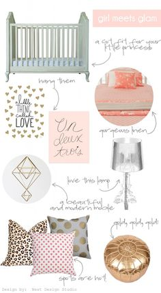 Incy Interiors || girl meets glam