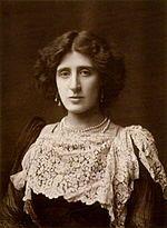Lady Ottoline Morrell | Lady Ottoline Morell (1902) gefotografeerd door Henry Walter Barnett ...