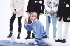 Proud Of My Son, Weekly Idol, Happy Pills, Extended Play, South Korean Boy Band, Boy Bands, Boy Groups, Ruffle Blouse, Fandoms