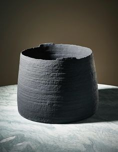 Artist: Kati Tuominen-Niittylä Title: Unique 'Against the Light' vessel Medium: Stoneware. Dimensions: 30.2 cm (11 7/8 in.) high, 38 cm (14 7/8 in.) diameter Lot Number: 48 Estimate: £5,000.00 - £7,000.00  Auction: NORDIC MASTERS Location: LONDON Sale Date: (null) Website: http://www.phillips.com Phone: US +1 212 940 1228 UK +44 20 7318 4045  Try the Phillips app for yourself -- available from the iTunes App Store http://itunes.apple.com/app/id397496674