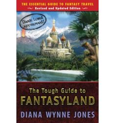 An uproarious comprehensive guide for those undertaking tours of Fantasyland, this authoritative A-Z guide constitutes an essential source of information for all who dare to venture into the imaginative hinterlands, providing acute insights into such subjects as: the varying types of virgin, why High Priests are invariably evil, how Dark Lords always have minions, and more... Sounds fun!