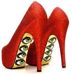 Taylor Says - Glam Heels.