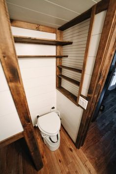 Composting Toilet - Noah by Wind River Tiny Homes