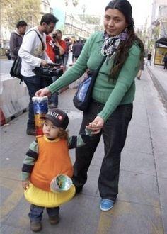 Bong Kid - Halloween Weed Costume - Marijuana Pipe Parenting Fail - Pot Mom ---- best hilarious jokes funny pictures walmart humor fail