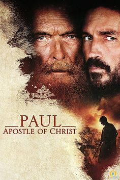 Featuring Jim Caviezel and James Faulkner, this is the inspiring & exciting movie of St. Paul, the Apostle of Christ. Streaming Vf, Streaming Movies, 2018 Movies, Movies Online, Christ Movie, James Faulkner, Olivier Martinez, Paul The Apostle, The Bible Movie