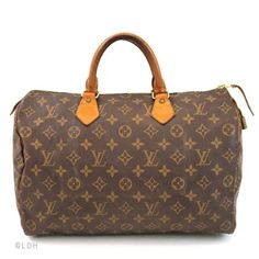 Louis Vuitton Speedy 40 (Authentic Pre Owned) #bags #fashion