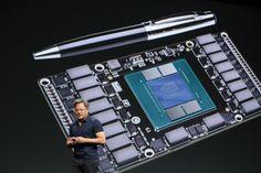 Nvidia's next-gen Pascal GPU will offer 10x the performance of Titan X, 8-way SLI