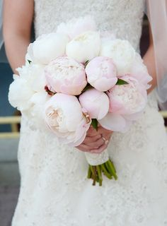 Beautiful bouquet.  If I was getting married today rather than 12 years ago, this would have been my bouquet.  LOVE IT!!