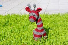 crochet giraffe gehäkelte Giraffe Amigurumi
