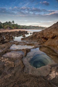 Mar Chiquita Beach - Manai PR   El pozo de la sirena | Mermaid's well by e_romero, via Flickr