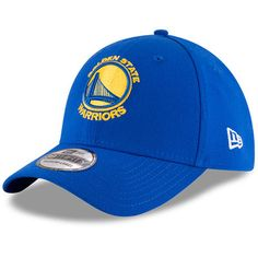 Men s Golden State Warriors New Era Royal Team Classic 39THIRTY Flex Hat 7466f43b4ef