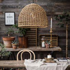 Sylvester Stallone's Life Story - Vardagsrum Diy Cebu taklampa Lamp, Decor, Creative Home, Diy Lamp, Interior Decorating, Large Pendant Lighting, Interior, Woven Shades, Home Decor
