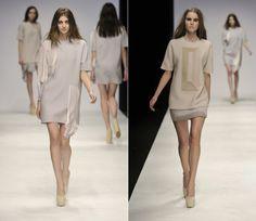 Lilly Heine's Laser Cut Fashion Collection