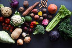 Grønnsakshøst - Mathallen Oslo