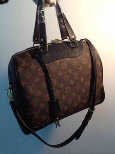 Louis Vuitton retiro with monogram ~ ❤️