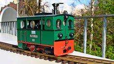 Eigenbau-Loks - Meine Gartenbahn