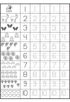 Rechnen Lernen Vorschule – Rebel Without Applause Alphabet Tracing Worksheets, Printable Preschool Worksheets, Kindergarten Math Worksheets, Abc Worksheets, Tracing Letters, Worksheets For Preschoolers, Free Printables, Preschool Writing, Numbers Preschool