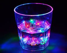 colorful neon drinks - Google Search