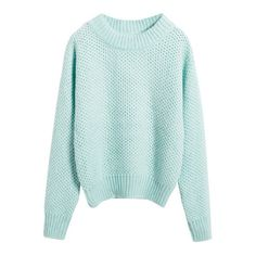 Sweaters ($25) ❤ liked on Polyvore featuring tops, sweaters, shirts, long sleeves, green top, green long sleeve shirt, green sweater, longsleeve shirts ve long sleeve sweaters