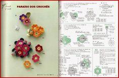 Pansy flower ( amor- perfeito)     Primulas flowers (prímulas)