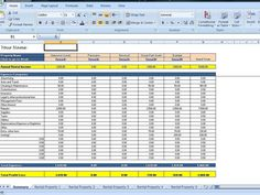 Tenant Payment Ledger Remaining Balance Rent Due Calculator