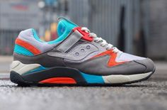 Packer Shoes x Saucony Grid 9000 -Snow Beach (Release Date- Fall 2014) #kicksfever #saucony #grid9000