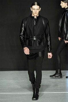 The Rad by Rad Hourani Fall/Winter 2012 Line is Fashion-Forward #futuristic #menswear trendhunter.com