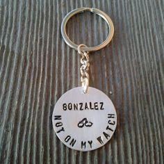 Corrections Officer Keychain by tagsandthingsbyk on Etsy, $12.00