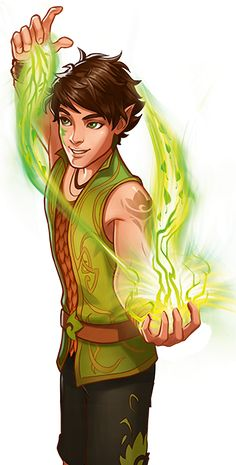 The LEGO Elves - Farran Leafshade