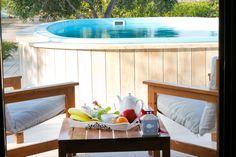 Lucia's Summer House, Rhodes Rhodes, Greece, Villa, Beach, Outdoor Decor, Summer, Home Decor, Greece Country, Summer Time