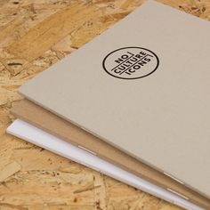 Notebooks for No Culture Icons. So many cover and paper options! http://awsmr.ch/NotebookBlog