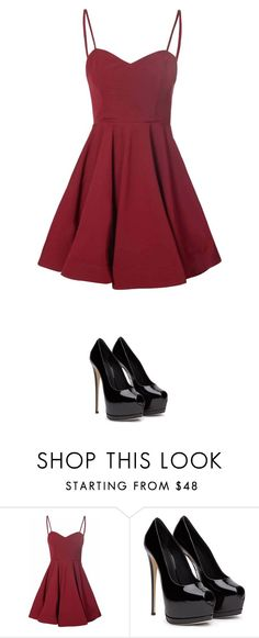 """pretty"" by cara-mcknight on Polyvore featuring Glamorous"