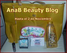 """AnaBBeautyBlog: SORTEO Nº1 """" EL SORTEO DEL BLOG"""""""