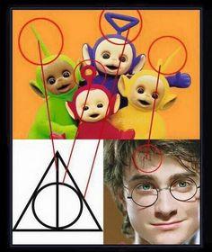 Les Teletubbies ne seront plus jamais pareil pour vous 🤣🤣🤣 Harry Potter Tumblr, Harry Potter Anime, Images Harry Potter, Harry Potter Puns, Harry Potter Merchandise, Really Funny Memes, Stupid Funny Memes, Hilarious, Disney Memes
